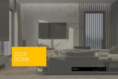 Joanna Zeler - Design - Projektowanie Wnętrz Częstochowa