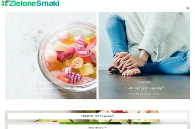 Zielone Smaki - Firma Gastronomiczna Marki