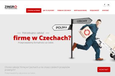Zingro Sp.z o.o. - Prowadzenie Ksiąg Rachunkowych Kudowa-Zdrój