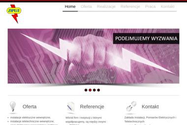 Zakład Instalacji pomiarów Elektrycznych i Teletechnicznych - Elektryk Pawłowice