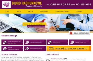 Biuro Rachunkowe Barbara Złotowska. Badania Sprawozdań Finansowych, księgowość, obsługa kadrowa - Biuro Rachunkowe Nacpolsk