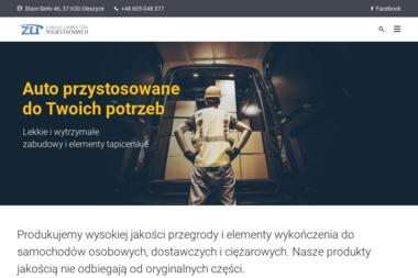 Zakład Laminatów Poliestrowych. Janusz Baran - Tapicer Stare Sioło