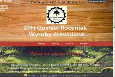 Zakład Produkcyjno Handlowy Gustaw Roczniak - Tartak Bukowsko