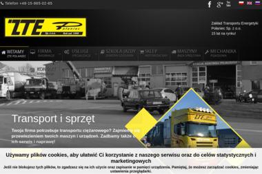 Zakład Transportu Energetyki Połaniec Sp. z o.o. - Transport Drogowy Połaniec