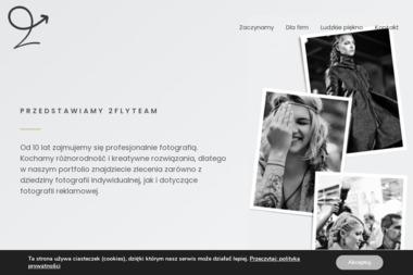 2Flyteam Usługi Fotograficzno-Reklamowe Karolina Jaśko. Fotografia ślubna, fotografia modowa - Pozycjonowanie Stron WWW Chrzanów