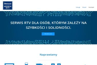3SOLID - SERWIS RTV - Serwis Telewizorów Gdańsk