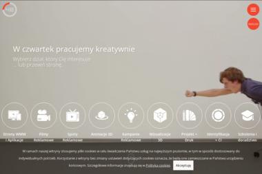 4e Agencja Reklamowa - Projekty Graficzne Bia艂ystok
