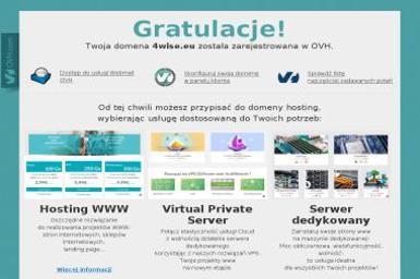 4Wise (I-Netpoint) - Serwis komputerowy Katowice