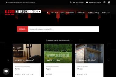 A.COM - Sprzedaż Domów Tarnów
