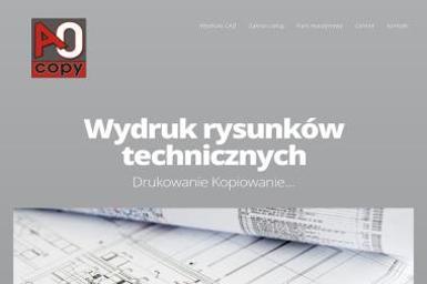 A0copy - Druk wielkoformatowy Katowice
