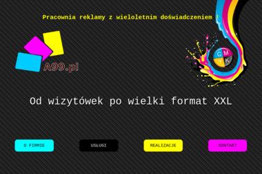 Afish 99 Reklama Wizualna Kamela Adam Cezary - Kampanie Reklamowe Mińsk Mazowiecki