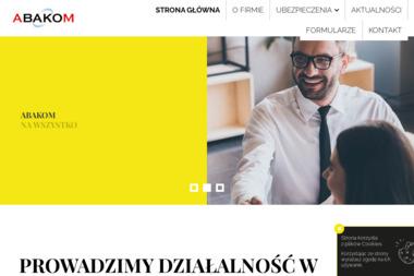 Abakom Kołoszuk Mirosław - Ubezpieczenie samochodu Świerzno