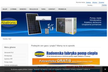 Abatronic Sp. z o.o. - Klimatyzacja z Montażem Radom