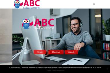 ABC Language Centre - Nauczyciele angielskiego Białystok