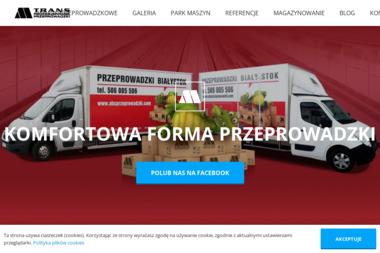 M Trans Mirosław Martyn - Przeprowadzki Kętrzyn