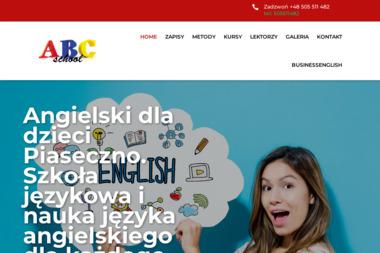 ABC School - Lekcje Angielskiego Piaseczno