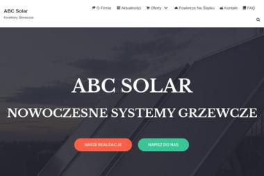 ABC SOLAR Adam Pałęga - Energia Słoneczna Niegowa