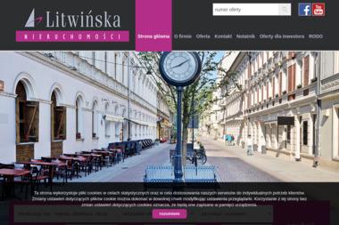 Agencja Obrotu Nieruchomościami AB Litwińska - Sprzedaż Mieszkań Łódź
