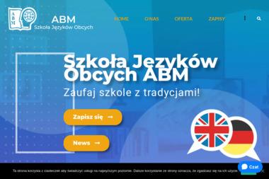 Szkoła Języków Obcych ABM - Szkoła językowa Jarosław