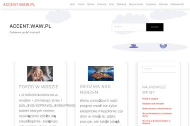Accent -Nowoczesne Kursy Językowe Dla Firm - Kurs francuskiego Warszawa