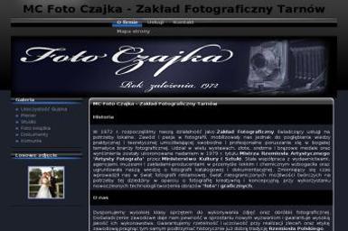 Mc Foto Czajka Marcin Czajka - Fotograf Tarnów