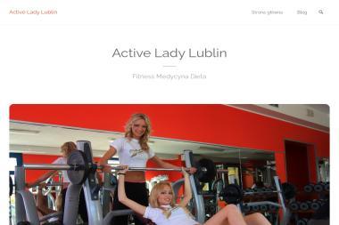 Active Lady. Fitness dla kobiet, fitness, siłownia - Trener Personalny Lublin