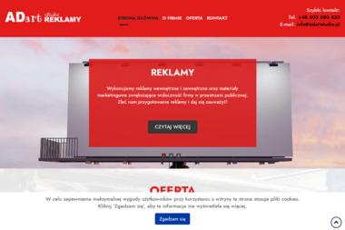ADart Studio reklamy - Drukarnia Piła