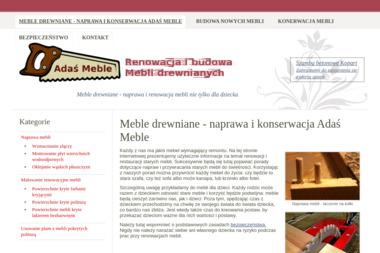Adaś Meble - Kuchnie Barwice