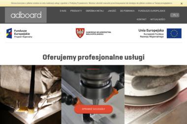 Adboard Sp. z o.o. Nośniki reklamowe - Agencja marketingowa Sielinko