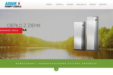ADDUR - pompy ciepła - Energia Odnawialna Olsztyn