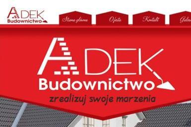 ADEK Adrian Nadkański - Elewacje i ocieplenia Ropienka
