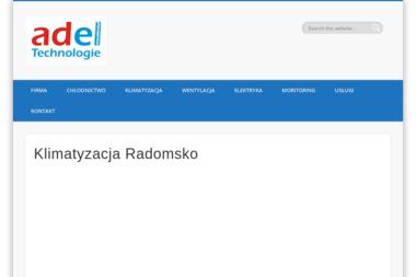 Adel Technologie - Montaż Wentylacji Radomsko