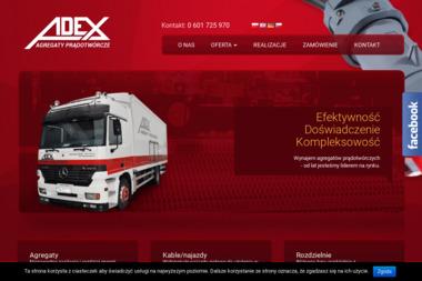 Adex Ap Sp. z o.o. - Wynajem Rusztowania Źródła