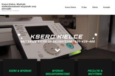 Adgraf Sp.z o.o. Ksero - Drukarnia Wizytówek Kielce