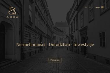 Biuro Nieruchomości ADHA - Agencja nieruchomości Przemyśl