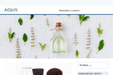 Adjus. Parasole doppler, artykuły reklamowe - Kosze prezentowe Lubin