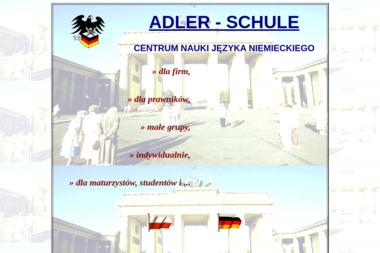 Adler-Schule Centrum Nauki Języka Niemieckiego - Kurs niemieckiego Łomianki