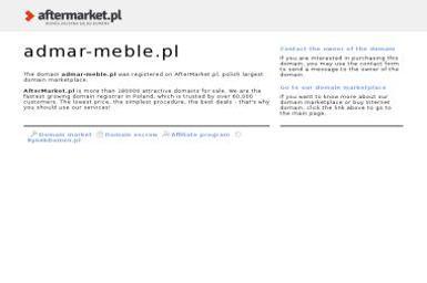 Ad-Mar Meble na Miarę. Adam Wardziak - Meble Na Wymiar Pruszków