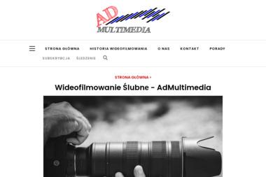 AD Multimedia - Strony internetowe Wałbrzych