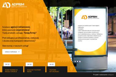Adam Dyrek Agencja Reklamowa Adprim - Agencja marketingowa Limanowa
