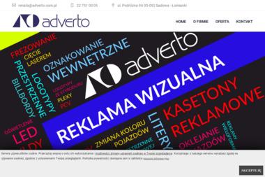 PPHU Adverto Jacek Bugajewski. Oklejanie pojazdów, reklama - Przyciemnianie Szyb Łomianki