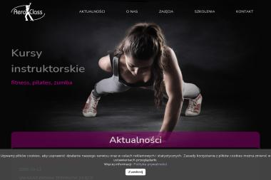 Aeroclass Studium Form Gimnastycznych - Trening Personalny Katowice