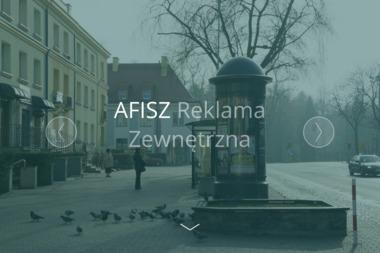 Zakład Usługowy Afisz S.C. Irena Chomik Karolina Katarzyna Chomik - Kampanie Reklamowe Białystok