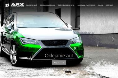 Agencja Reklamowa i Fotograficzna Afx - Ulotki Łódź