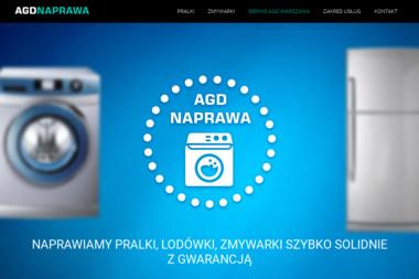 Naprawa AGD - Naprawa pralek Warszawa