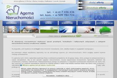 Agema. Agencja Nieruchomości - Agencja nieruchomości Białystok