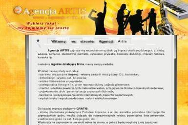 Agencja Artis - Wideofilmowanie Krosno