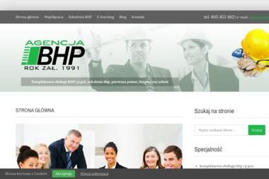 Agencja BHP - Serwisy Wózków Widłowych Włocławek