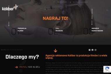 Koliber Agencja Reklamowa Adam Walus - Agencja reklamowa Ruda Śląska