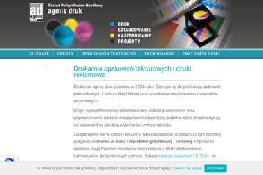 Zakład Poligraficzno Handlowy Agmis Druk Sytek Michał - Ulotki Reklamowe Gniezno